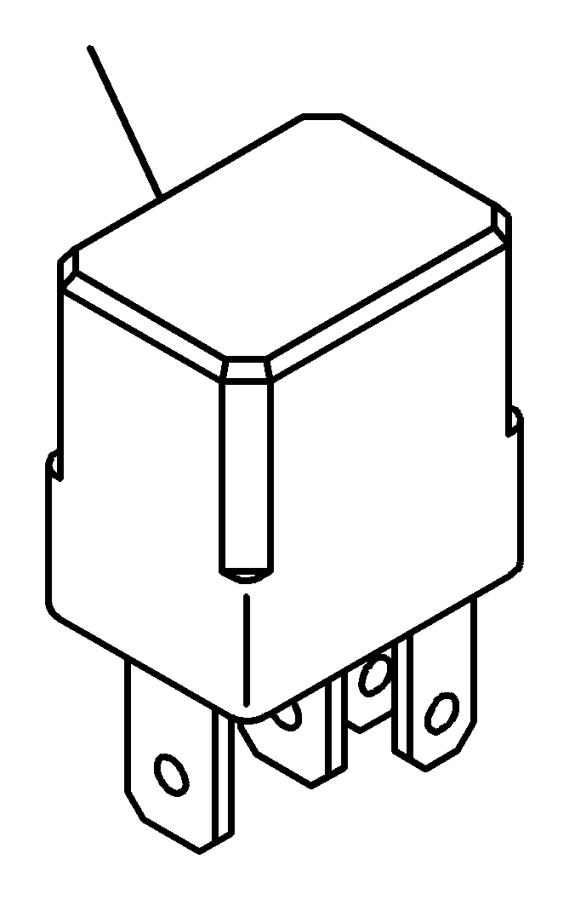isuzu nrr relay  lilipower  lililamps  instrument